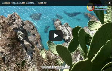 Video Calabria: Tropea and Capo Vaticano